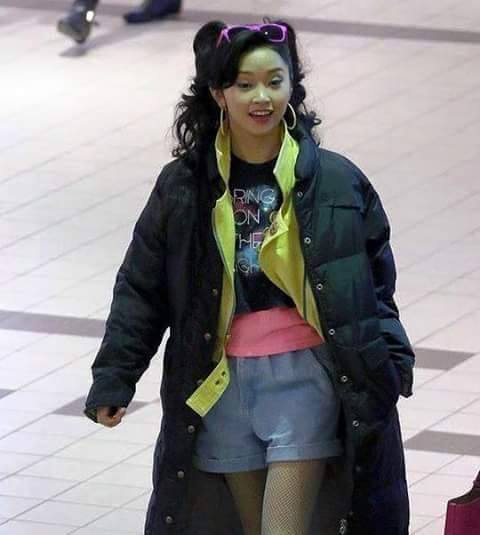 Jubilee set of X-Men Apocalypse
