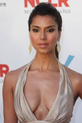 Roselyn Sanchez - hot low cut