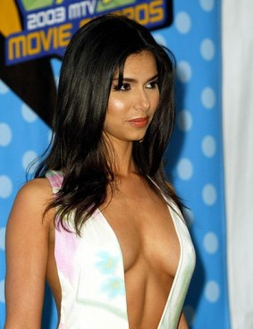 Roselyn Sanchez - side boob