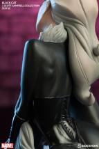 Sideshow - Black Cat - J Scott Campbell statue - back
