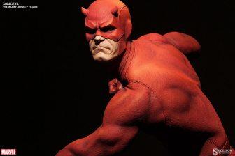 Sideshow Collectibles Daredevil premium format - Daredevil profile