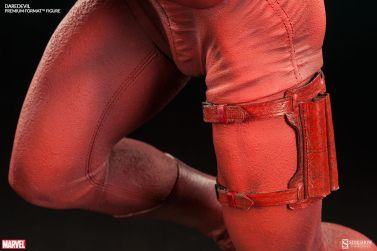 Sideshow Collectibles Daredevil premium format - holster detail