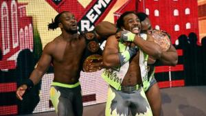 WWE Extreme Rules - New Day new WWE Tag team champs