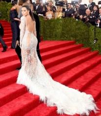 2015 Met Gala - Kim Kardashian