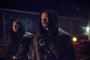 Arrow - My Name is Oliver Queen - Oliver and Ra's