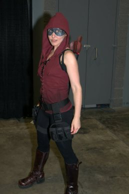 Awesome Con 2015 Day 1 cosplay - Arsenal