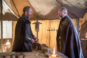 Game of Thrones - The Gift - Stannis and Davos