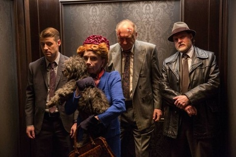 Gotham All Happy Families Are Alike - Gordon, Falcone and Bullock