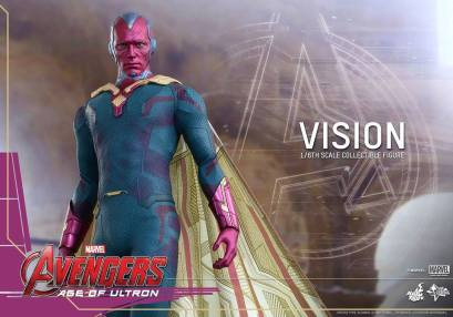 Hot Toys Avengers - Age of Ultron - Vision -wide shot