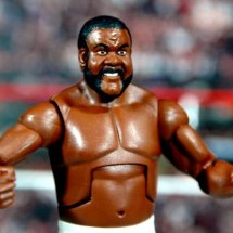 Junkyard Dog figure Mattel WWE Elite 33 - main profile pic