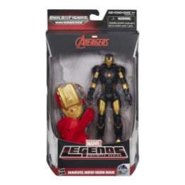 Marvel Legends Hulkbuster Wave 3 - Marvel Now Iron Man in package