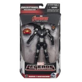 Marvel Legends Hulkbuster Wave 3 - War Machine in package