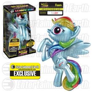 My Little Pony Metallic Rainbow Dash