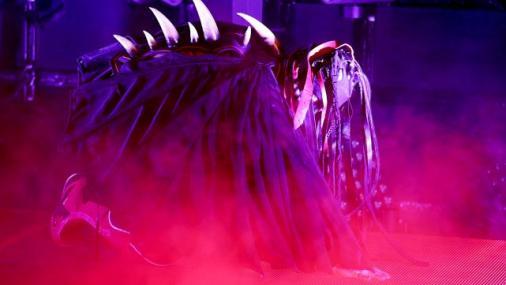NXT Takeover Unstoppable - Finn Balor entrance