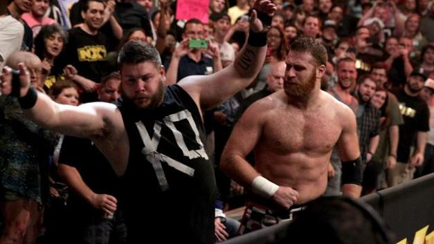 NXT Takeover Unstoppable - Owens vs Zayn