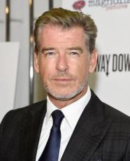 Pierce Brosnan 2014