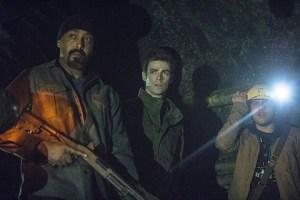 The Flash - Grodd Lives - Joe, Barry and Cisco