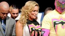 The Ultimate Warrior tribute Natalya
