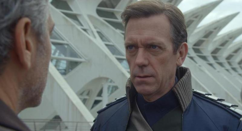 Tomorrowland - Hugh Laurie