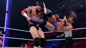 WWE Payback - Barrett vs Neville