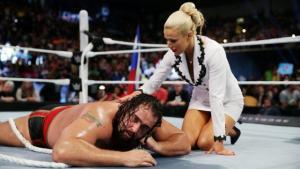 WWE Payback - Rusev and Lana