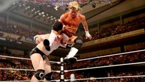 WWE Payback - Sheamus vs Dolph Ziggler