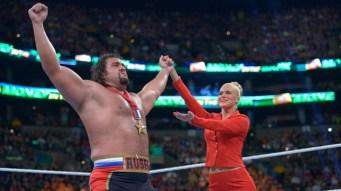 WWE Rusev Payback 2014