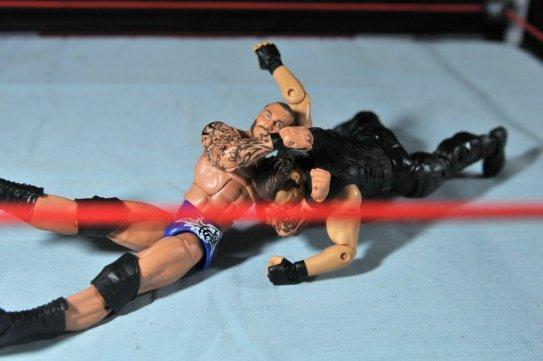 Randy Orton Mattel WWE Elite 35 -RKO Dean Ambrose