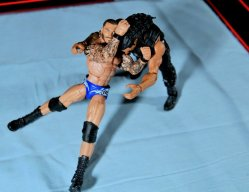 Randy Orton Mattel WWE Elite 35 -RKO outta nowhere
