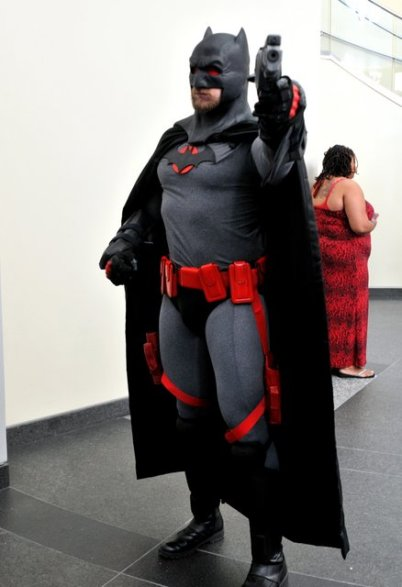 Awesome Con 2015 cosplay Day 2- Batman Flashpoint