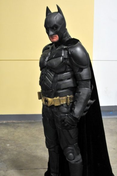 Awesome Con 2015 cosplay Day 2- Batman The Dark Knight Rises