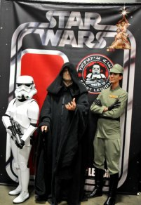 Awesome Con 2015 cosplay Day 2- Star Wars