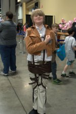 Awesome Con 2015 cosplay Day 2- Titan