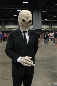 Awesome Con 2015 cosplay Saturday - alien