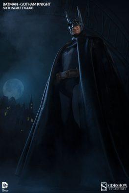Batman Gotham Knight Sideshow - dark light
