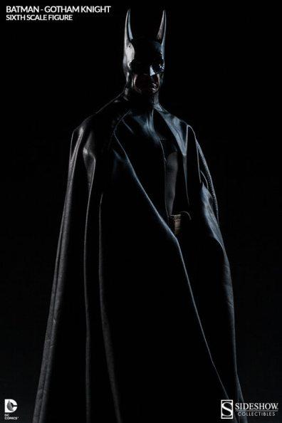 Batman Gotham Knight Sideshow -darkened backdrop