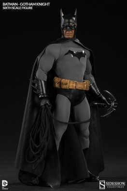Batman Gotham Knight Sideshow -with grappel