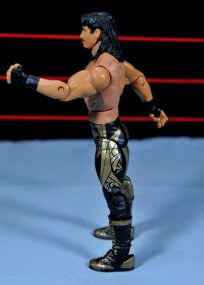Eddie Guerrero Hall of Fame figure review -left side
