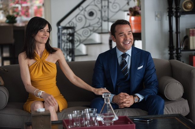 Entourage - Mrs. Ari and Ari Gold