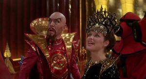 Flash Gordon - Ming and Dale