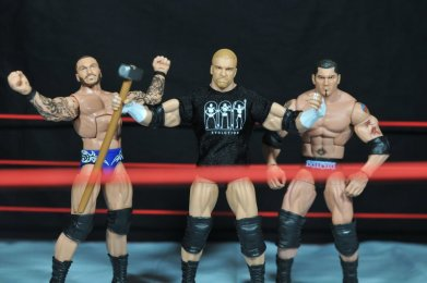 Triple H WWE Mattel Elite 35 - Evolution