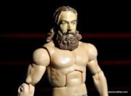 Daniel Bryan Mattel figure review - closeup