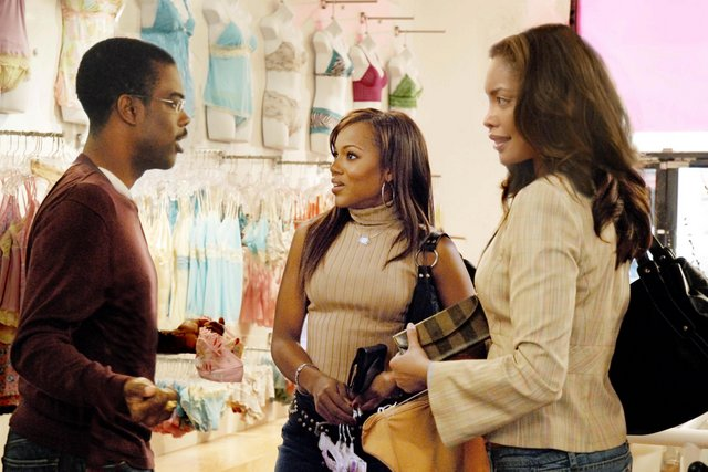 I Think I Love My Wife - Chris Rock, Kerry Washington and Gina Torres