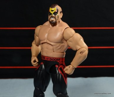 Mattel WWE Elite 30 Legion of Doom - Animal posing