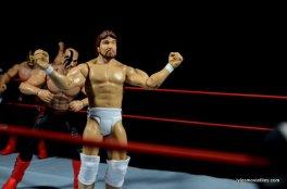 Mattel WWE Elite 30 Legion of Doom - Hawk no-selling piledriver