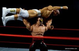 Mattel WWE Elite 30 Legion of Doom - presslamming DiBiase