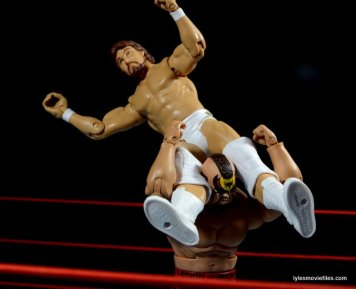 Mattel WWE Elite 30 Legion of Doom - raising up DiBiase
