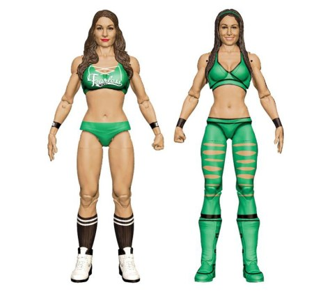 Mattel WWE SDCC reveals - Bella Twins