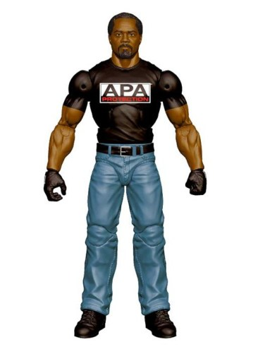 Mattel WWE SDCC reveals - Farooq