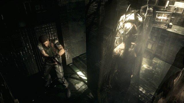 Resident Evil HD - Chris Redfield